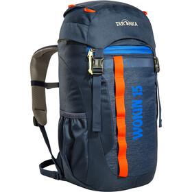 Tatonka Wokin 15 Backpack Kids navy